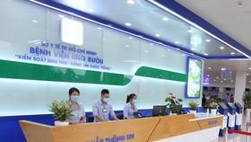 Bệnh viện Ung bướu cơ sở 2 sẽ tiếp nhận bệnh nhân khám ngoại trú từ 2-10. Ảnh: HOÀNG HÙNG