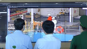 Đoàn công tác Sở Y tế TPHCM kiểm tra công tác phòng chống dịch bệnh tại cảng biển