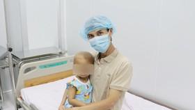 Bệnh nhi ổn định tốt và xuất viện sớm hơn dự kiến kế hoạch ban đầu