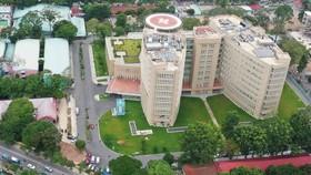 Bệnh viện Quân y 175 Ảnh: HOÀNG HÙNG