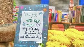 Các hoạt động tại đường hoa, đường sách Tết trên đường Nguyễn Huệ không tổ chức lễ khai mạc, chỉ mở cửa từ 8 giờ đến 17 giờ