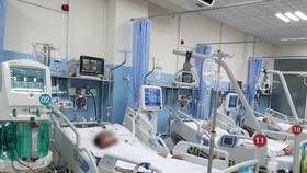 Bệnh nhân bị viêm tụy hoại tử được điều trị tại Bệnh viện Bình Dân