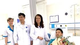 Hiện cầu thủ Đỗ Hùng Dũng đã ổn định tình trạng và đang được các bác sĩ theo dõi y tế