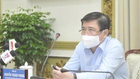 Nơi nào để xảy ra dịch bệnh do chủ quan, người đứng đầu phải chịu trách nhiệm trước UBND TPHCM