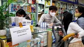 Khai báo y tế đối với người mua thuốc điều trị triệu chứng bệnh liên quan đường hô hấp