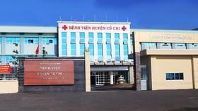 Bệnh viện huyện Củ Chi sẵn sàng chuyển đổi công năng thành Bệnh viện điều trị Covid-19