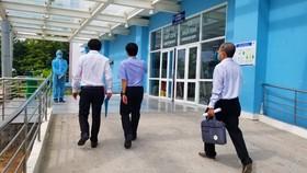 HCDC đang điều tra, truy vết các trường hợp tiếp xúc bệnh nhân tại Khoa Cấp cứu Bệnh viện huyện Bình Chánh