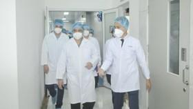 Thủ tướng: Nanogen đã chủ động đi thẳng vào vấn đề đất nước, nhân dân đang cần