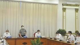 Thủ tướng Chính phủ Phạm Minh Chính: Cả nước đang mong đợi, hy vọng, trông chờ và tin tưởng vào TPHCM