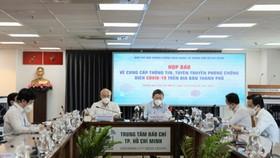 TPHCM: Huy động tất cả nguồn lực để phục vụ công tác phòng chống dịch, đảm bảo sức khỏe cho người dân