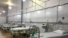 Khánh thành Bệnh viện dã chiến điều trị bệnh nhân Covid-19 đa tầng, quy mô 1.000 giường