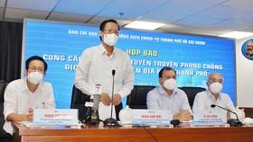 TPHCM tiếp tục giãn cách xã hội theo Chỉ thị 16 dự kiến đến cuối tháng 9