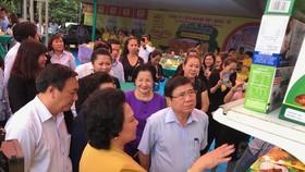 Doanh nghiệp thực phẩm mong Chủ tịch UBND TPHCM tháo gỡ vướng mắc