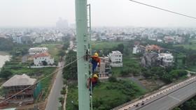 Đẩy nhanh tiến độ triển khai công trình đường dây 220kV Cát Lái-Tân Cảng