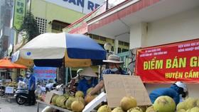 """Bưởi Đồng Nai được người dân TPHCM """"giải cứu"""""""