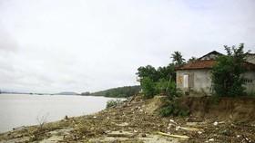 4 khu vực sạt lở bờ biển đặc biệt nguy hiểm cần khắc phục khẩn cấp