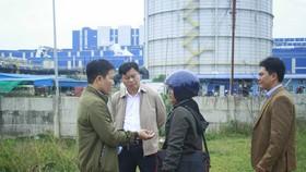 Cục Bảo vệ môi trường đi thực tế dân cư xung quanh nhà máy Hòa Phát Dung Quất
