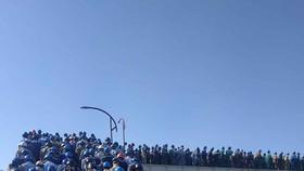 Quảng Ngãi: Khắc phục và làm rõ việc chen chúc vào cổng tại Nhà máy Hòa Phát Dung Quất