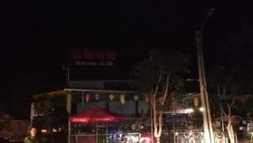 Quảng Ngãi: Bắt đôi nam nữ đâm chết người đàn ông trước quán nhậu