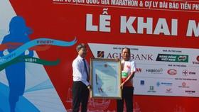 Quảng Ngãi: Huyện Lý Sơn đón nhận bảng chứng nhận Chỉ dẫn địa lý tỏi Lý Sơn