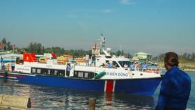 Tăng chuyến tàu, đưa hơn 2000 khách rời đảo Lý Sơn (Quảng Ngãi)