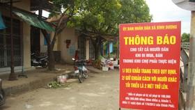 Quảng Ngãi: Phong tỏa 276 hộ dân cách ly y tế vì liên quan ca bệnh 621