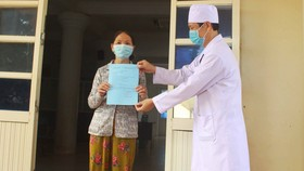 Bệnh nhân 621 xuất viện, 11 ngày Quảng Ngãi không có ca nhiễm mới