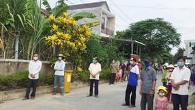 Quảng Ngãi: Dỡ bỏ cách ly y tế tại chỗ đối với 36 hộ dân sau khi ca bệnh 621 xuất viện