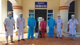Bệnh nhân 787 ở Quảng Ngãi xuất viện sau 5 lần âm tính liên tiếp