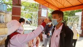 Quảng Ngãi: Hơn 390 thí sinh tham dự kỳ thi tốt nghiệp THPT đợt 2