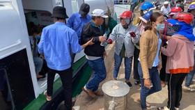 Du khách nước ngoài cư trú trên 15 ngày ở Việt Nam được du lịch ra đảo Lý Sơn