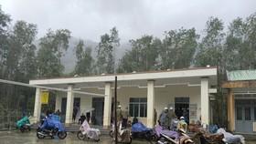 Ban chỉ đạo Trung ương về PCTT khảo sát khắc phục sạt lở đất, lũ quét tại Quảng Ngãi