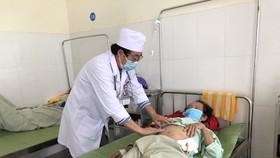 Bệnh viện Đa khoa tỉnh Quảng Ngãi xác nhận trường hợp bệnh nhân mắc bệnh Whitmore đầu tiên ở Quảng Ngãi