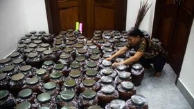 Quảng Ngãi:Người giữ hương vị men rừng rượu cần
