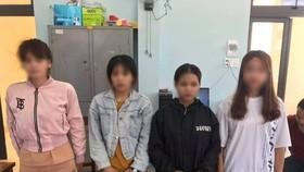 Quảng Ngãi: Giải cứu 8 cô gái bị đánh đập, ép bán dâm