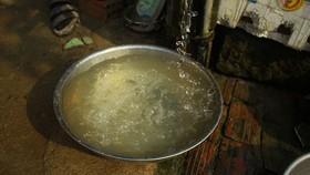 Vụ giếng nước hôi thối ở Quảng Ngãi: Nước ngầm bị ô nhiễm chất hữu cơ và vi sinh