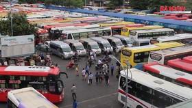 Bến xe miền Đông, TPHCM