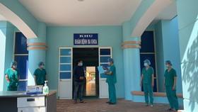 Bệnh nhân mắc Covid-19 ở Quảng Ngãi được công bố khỏi bệnh