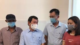Chủ tịch UBND tỉnh Quảng Ngãi thăm hỏi, chia buồn với thân nhân nạn nhân tử vong trong vụ hỏa hoạn