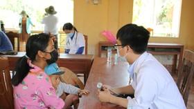Quảng Ngãi: Tỷ lệ suy dinh dưỡng thấp còi trẻ em vùng núi ở mức rất cao