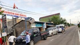 Quảng Ngãi: Huy động đội xe tình nguyện đưa người hoàn thành cách ly về nhà