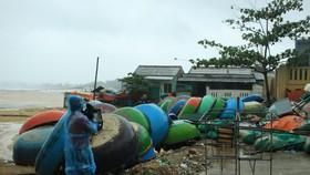 Quảng Ngãi: Tăng cường phòng chống bão số 5 tại vùng ven biển