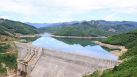 Quảng Ngãi:  Mưa lớn, các hồ chứa đạt mức 50% dung tích