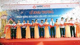 LienVietPostBank đã có mặt  tại 63 tỉnh, thành Việt Nam