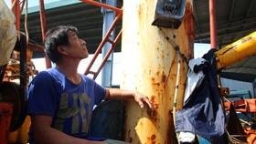"""Cận cảnh tàu vỏ thép NĐ 67 rỉ sét vì bị doanh nghiệp tráo thép """"dỏm"""""""