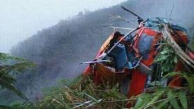 8 người chết trong vụ rơi trực thăng tìm kiếm cứu nạn ở Indonesia