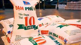 Ðạm Phú Mỹ cán mốc 10 triệu tấn