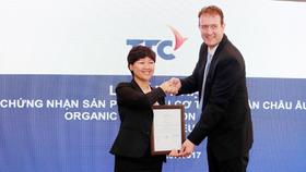 Chứng nhận Organic cho ngành đường của Tập đoàn TTC
