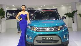 Suzuki trưng bày 5 mẫu xe tại Việt Nam Motor Show 2017
