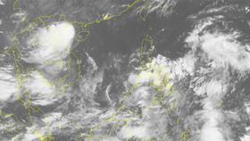 Chiều nay áp thấp nhiệt đới vào bờ, gây mưa lũ ở phía Bắc